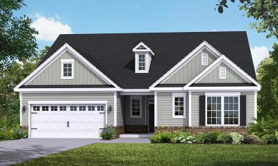 Calabash Single Family Home For Sale: 699 E. Chapman Drive