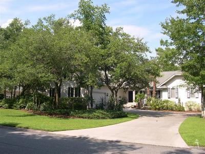 Ocean Isle Beach Single Family Home For Sale: 1640 Settlers Way SW