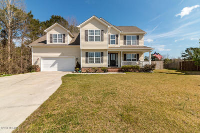 Jacksonville Single Family Home For Sale: 264 Rutherford Way