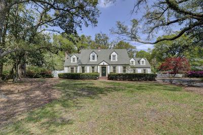 Wilmington Single Family Home For Sale: 2901 Oleander Drive