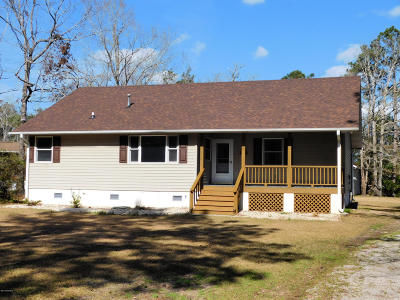 Beaufort Single Family Home For Sale: 268 Royal Road