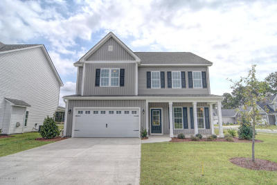 Wilmington Single Family Home For Sale: 3816 Smooth Water Drive