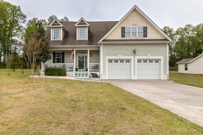 Jacksonville Single Family Home For Sale: 155 Backfield Place