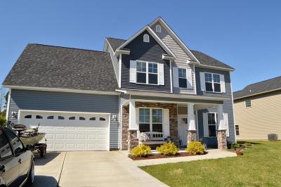 Jacksonville Single Family Home For Sale: 707 Ashley Meadow Lane