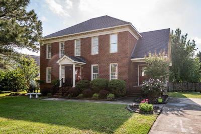 Winterville Single Family Home For Sale: 4211 Treetops Circle