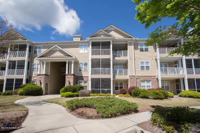 Calabash Condo/Townhouse For Sale: 290 Woodlands Way #9