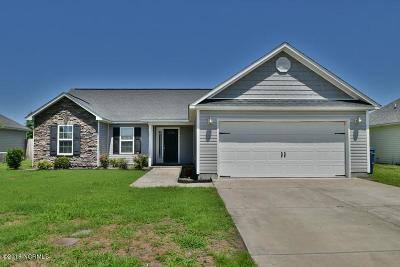 Jacksonville Single Family Home For Sale: 329 Kingston Road