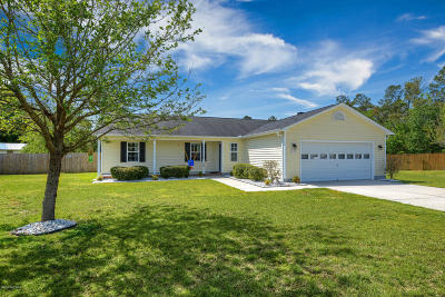 Richlands Single Family Home For Sale: 205 Angie Court