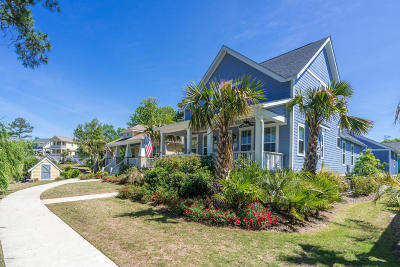 Ocean Isle Beach Single Family Home For Sale: 1680 Round Turn Road SW