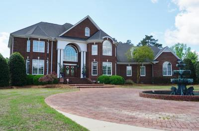 Single Family Home For Sale: 4156 Lake Wilson Road