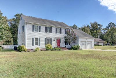 Jacksonville Single Family Home For Sale: 101 Tara Place