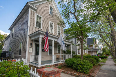 New Bern Single Family Home For Sale: 620 E Front Street