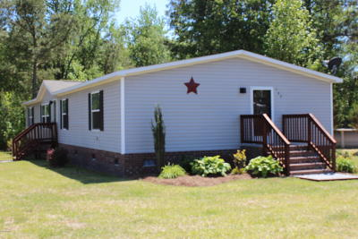 New Bern NC Manufactured Home For Sale: $109,900