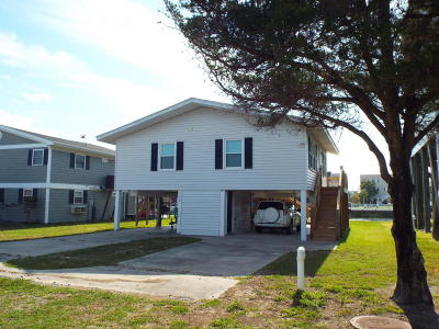 Holden Beach Single Family Home For Sale: 119 Salisbury Street
