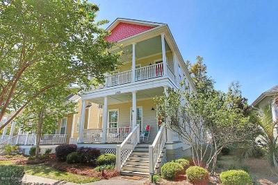 Ocean Isle Beach Single Family Home For Sale: 1628 Waterway Cove Drive SW
