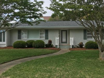 Morehead City Single Family Home For Sale: 2112 Evans Street