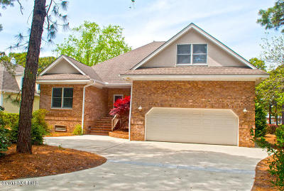 Southport Single Family Home For Sale: 2838 St James Drive SE