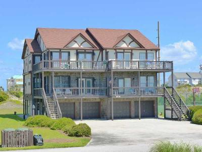 Emerald Isle Condo/Townhouse For Sale: 2510 Ocean Drive #15b1