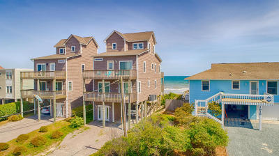 Surf City Condo/Townhouse For Sale: 1814 S Shore Drive #B
