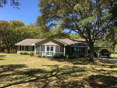 Single Family Home For Sale: 245 Core Sound Loop Road