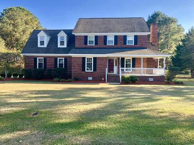 Winterville Single Family Home For Sale: 106 Squire Drive