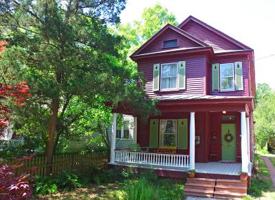 New Bern Single Family Home For Sale: 1209 National Avenue