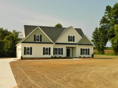 Winterville Single Family Home For Sale: 1108 Charlie Branch Drive