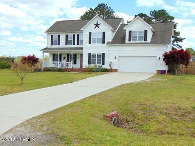 Richlands Single Family Home For Sale: 248 Core Road