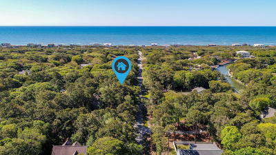 Pine Knoll Shores Residential Lots & Land For Sale: 116 Cedar Road