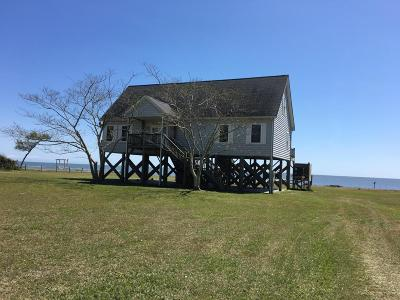 Atlantic Single Family Home For Sale: 496 Seashore Drive