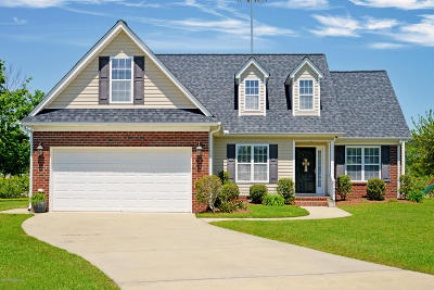 Winterville Single Family Home Active Contingent: 2703 Gregory Court