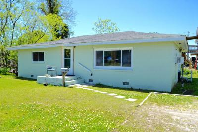 Morehead City Single Family Home For Sale: 1109 Edgewater Place