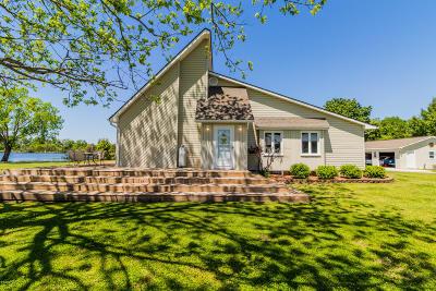 Jacksonville Single Family Home For Sale: 125 Shoreline Drive