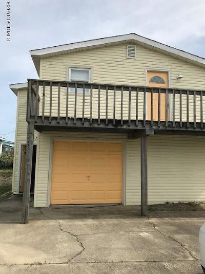 North Topsail Beach, Surf City, Topsail Beach Single Family Home For Sale: 2734 Island Drive