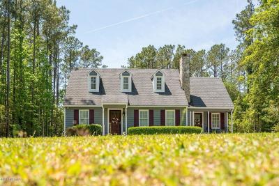 Swansboro Single Family Home For Sale: 112 Brigantine Court