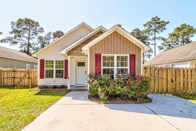 Belvedere Plantation Single Family Home For Sale: 3011 Country Club Drive