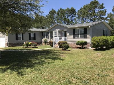 Carolina Shores NC Manufactured Home For Sale: $164,900
