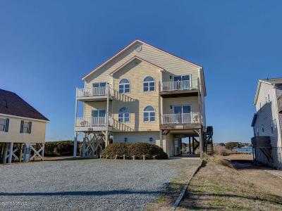 North Topsail Beach, Surf City, Topsail Beach Condo/Townhouse For Sale: 1745 New River Inlet Road