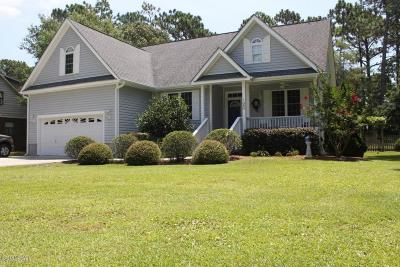 Cape Carteret Single Family Home For Sale: 120 Sutton Drive