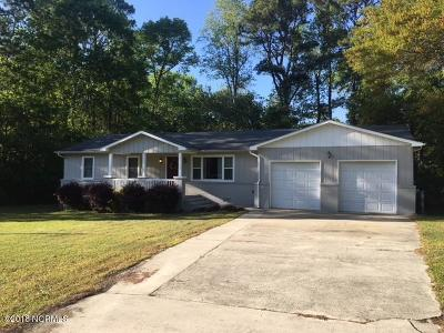 Supply Single Family Home For Sale: 2046 Quail Haven Avenue SW