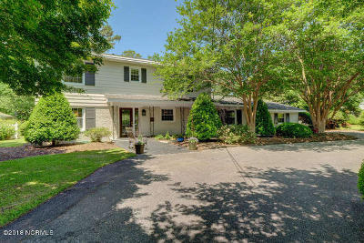 Wilmington Single Family Home For Sale: 1828 Hawthorne Road