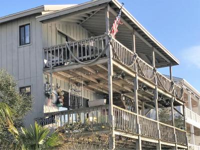 Wrightsville Beach Single Family Home For Sale: 9 W Atlanta Street