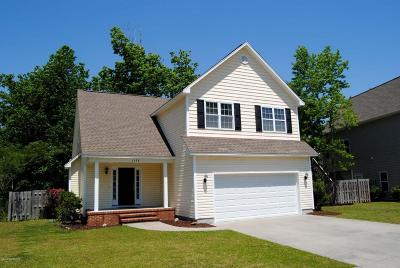 Leland Single Family Home For Sale: 1108 Mill Creek Loop