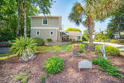 Pine Knoll Shores Single Family Home For Sale: 127 Beechwood Drive