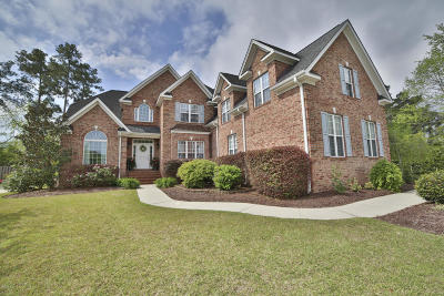 Wilmington Single Family Home For Sale: 5700 Andrews Reach Loop