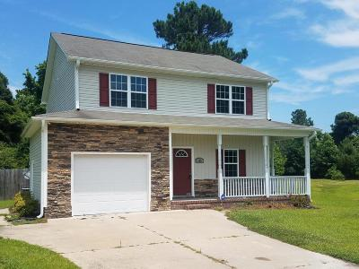 Richlands Single Family Home For Sale: 125 Walnut Hills Drive