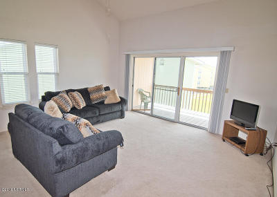 Surf City Condo/Townhouse For Sale: 918 N New River Drive #438