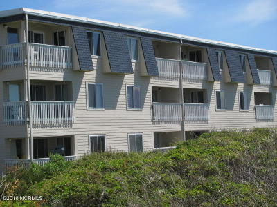 Atlantic Beach Condo/Townhouse For Sale: 1904 E Fort Macon Road #374