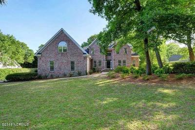 Wilmington Single Family Home For Sale: 6254 Ingleside Drive