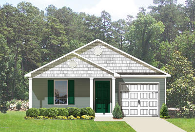 Bolivia Single Family Home Pending: 2165 Brookstone Drive SE